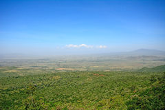 The Rift Valley Royalty Free Stock Photos