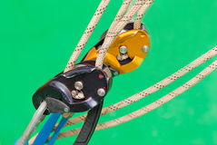 Rig descender Royalty Free Stock Images