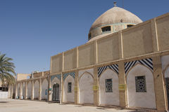 Rig Mosque, Yazd, Iran, Asia Royalty Free Stock Photography