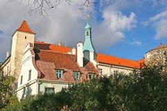 Riga Immagini Stock Libere da Diritti