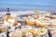 Riga stock foto