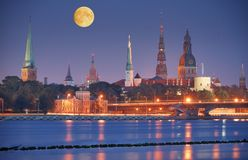 Riga. Royalty Free Stock Photos