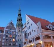 Riga. Royalty Free Stock Photo