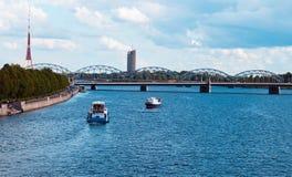 Riga Royalty Free Stock Photo