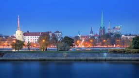 Riga. Royalty Free Stock Images