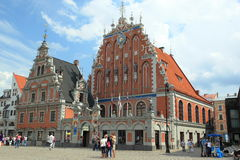 Riga stock afbeeldingen