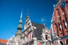 Riga Royaltyfri Fotografi