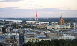 Riga Royaltyfri Foto