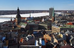 Riga Stockfotos