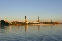 Riga Fotografie Stock