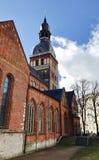 riga Alte Stadt Stockfoto