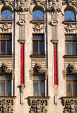 Riga architecture Royalty Free Stock Image