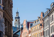 Riga Stock Photo