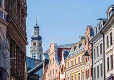 Riga stock photo
