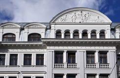 Riga arkitektur, Brivibas 61 Arkivfoto