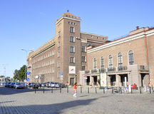 Riga August 22 2014-Historic Buildings from Riga in Latvia Stock Photos