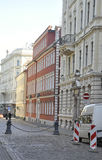 Riga august 22 2014 - Historic Buildings from Riga in Latvia royalty free stock images