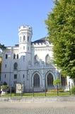 Riga 22 Augustus 2014-historische Gebouwen van Riga in Letland Stock Afbeelding