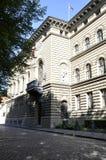 Riga 22 Augustus 2014-historische Gebouwen van Riga in Letland Royalty-vrije Stock Fotografie