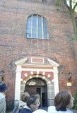 Riga 22 Augustus 2014-kathedraal Sveta Jekaba van Riga in Letland Stock Fotografie