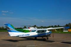Riga aviation festival 2013 royalty free stock image