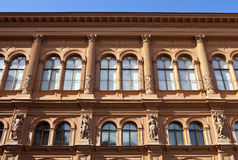 Riga Bourse Art Museum Royalty Free Stock Photo