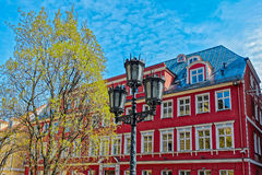 Riga Buildings and Architecture Royalty Free Stock Images