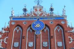 Riga, Camera dei comedoni fotografie stock libere da diritti
