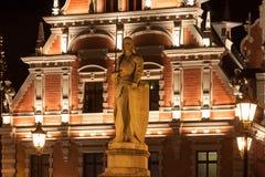 Riga - capital of Latvia. Old city, Stock Photography