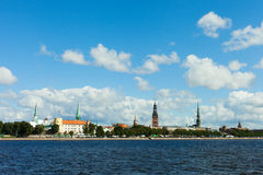 Riga, capital of Latvia. Royalty Free Stock Photography