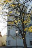 Riga Castle. Royalty Free Stock Photo