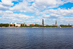 Riga castle Royalty Free Stock Photo