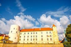Riga castle in Latvia Stock Images