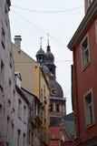Riga Cathedral Royalty Free Stock Photo