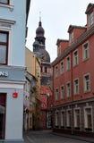 Riga Cathedral Royalty Free Stock Image