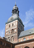 Riga cathedral Royalty Free Stock Images