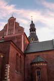 Riga Cathedral Royalty Free Stock Photography
