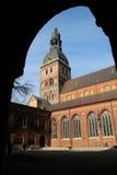 Riga Cathedral, Latvia Stock Photos