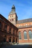 Riga Cathedral, Latvia Royalty Free Stock Photos
