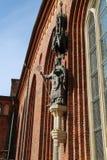 Riga Cathedral, Latvia, Riga Stock Photography