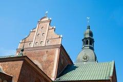 Riga cathedral, Latvia. Stock Photo
