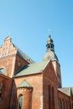 Riga cathedral, Latvia. Royalty Free Stock Photo