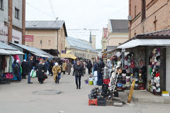 Riga Central Market. Royalty Free Stock Image
