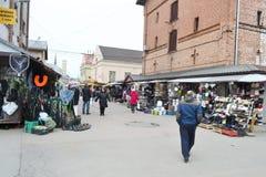 Riga Central Market. Royalty Free Stock Photography