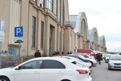 Riga Central Market. Stock Image
