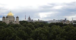 Riga centrum Royaltyfri Foto