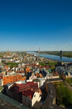 Riga city Royalty Free Stock Photo