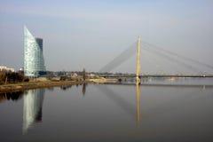 Riga - City View Stock Image