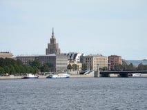 Riga, das Kapital von Lettland Stockbild