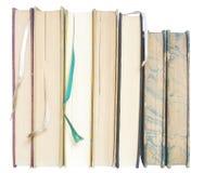 Riga dei libri Immagini Stock Libere da Diritti